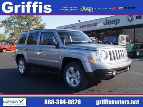 2017 Jeep Patriot for sale in Philadelphia, MS