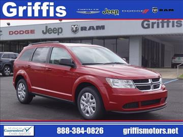 2017 Dodge Journey for sale in Philadelphia, MS