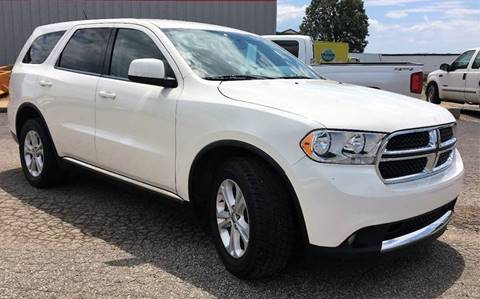 2012 Dodge Durango for sale in Union City TN