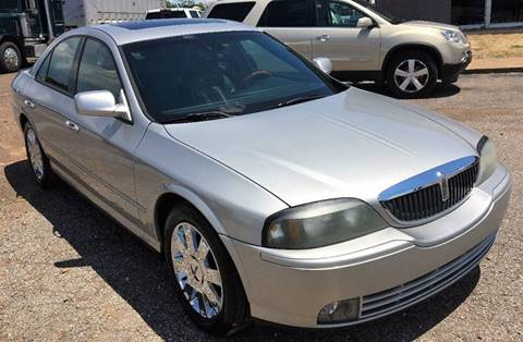 2004 Lincoln LS for sale in Union City TN