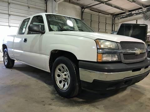 2005 Chevrolet Silverado 1500 for sale in Union City TN