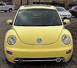 2001 Volkswagen New Beetle for sale in Trenton, TN