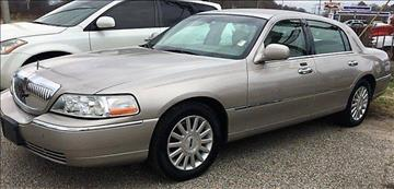 2003 Lincoln Town Car for sale in Union City TN