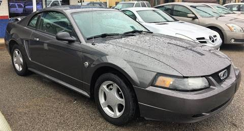 2004 Ford Mustang for sale in Trenton, TN