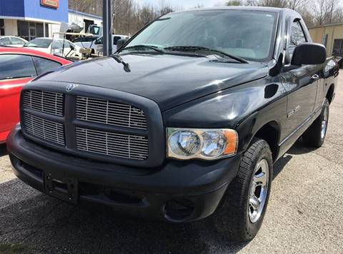 2005 Dodge Ram Pickup 1500 for sale in Union City TN