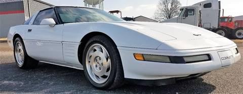 1993 Chevrolet Corvette for sale in Union City, TN