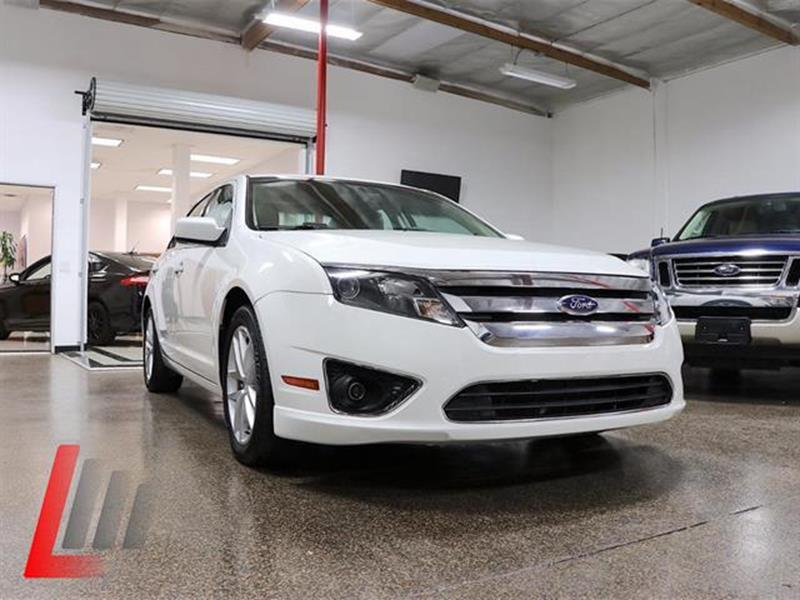 2011 Ford Fusion for sale at Lancer Motors LLC in Costa Mesa CA