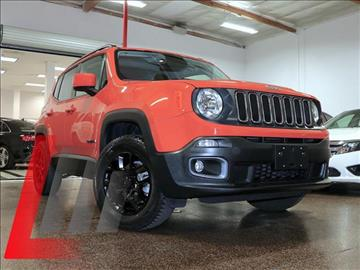 2015 Jeep Renegade for sale at Lancer Motors LLC in Costa Mesa CA