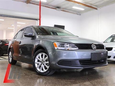 2012 Volkswagen Jetta for sale at Lancer Motors LLC in Costa Mesa CA