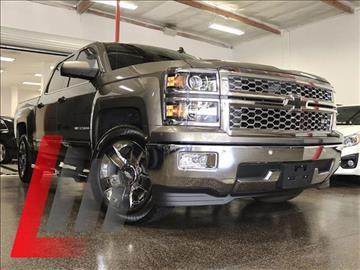 2015 Chevrolet Silverado 1500 for sale at Lancer Motors LLC in Costa Mesa CA