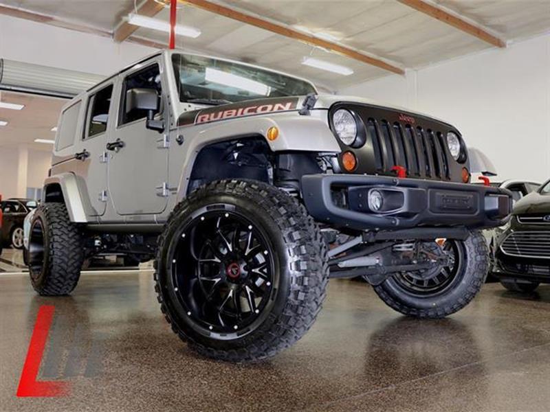 2013 Jeep Wrangler Unlimited for sale at Lancer Motors LLC in Costa Mesa CA