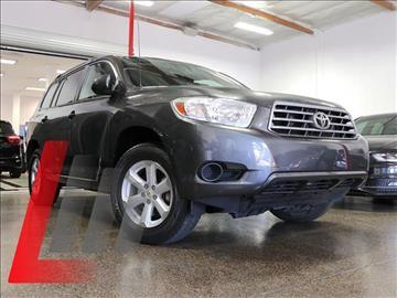 2009 Toyota Highlander for sale at Lancer Motors LLC in Costa Mesa CA