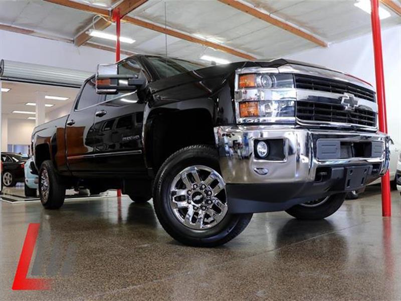 2016 Chevrolet Silverado 2500HD for sale at Lancer Motors LLC in Costa Mesa CA