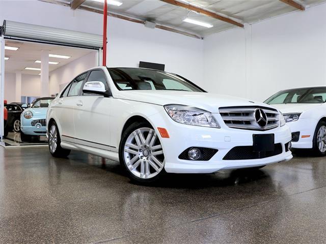 2009 Mercedes-Benz C-Class for sale at Lancer Motors LLC in Costa Mesa CA