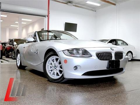 2005 BMW Z4 for sale in Costa Mesa, CA