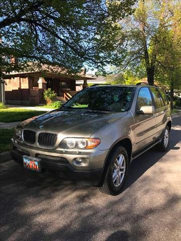 2004 BMW X5 for sale in Salt Lake City, UT