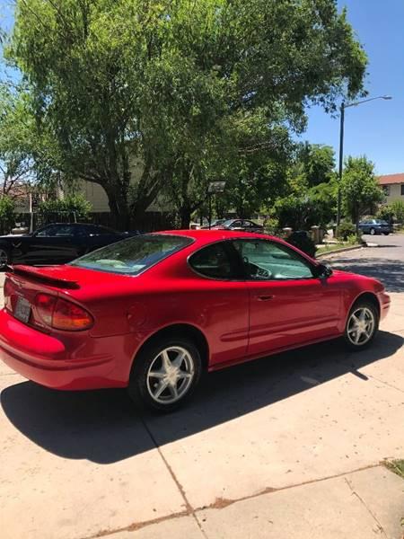 2003 Oldsmobile Alero GL1 2dr Coupe - Salt Lake City UT