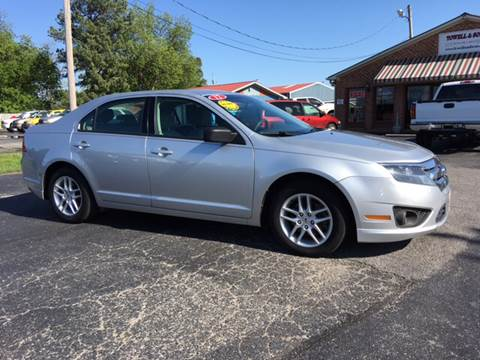 2012 Ford Fusion for sale in Manila, AR