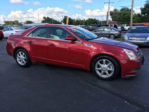 2009 Cadillac CTS for sale in Manila, AR