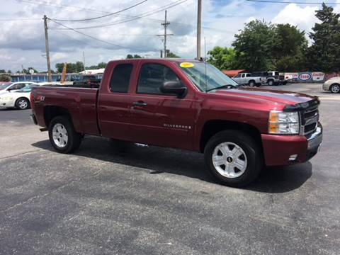 2008 Chevrolet Silverado 1500 for sale in Manila, AR