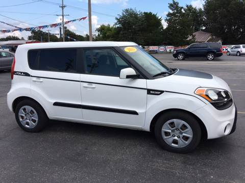 2013 Kia Soul for sale in Manila, AR