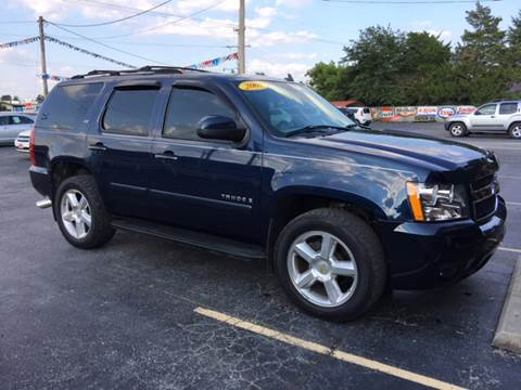 2007 Chevrolet Tahoe for sale in Manila, AR