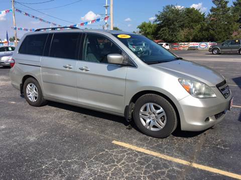 2007 Honda Odyssey for sale in Manila, AR