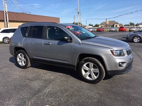 2014 Jeep Compass for sale in Manila, AR
