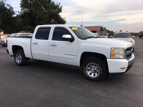 2007 Chevrolet Silverado 1500 for sale in Manila, AR