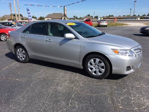 2011 Toyota Camry for sale in Manila, AR