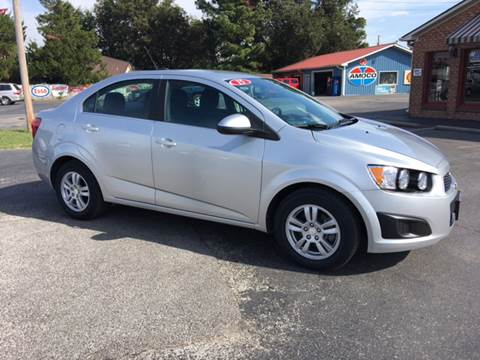 2015 Chevrolet Sonic for sale in Manila, AR