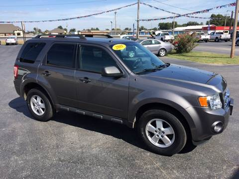 2011 Ford Escape for sale in Manila, AR