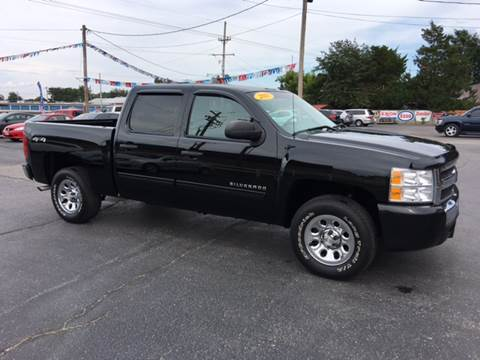2011 Chevrolet Silverado 1500 for sale in Manila, AR