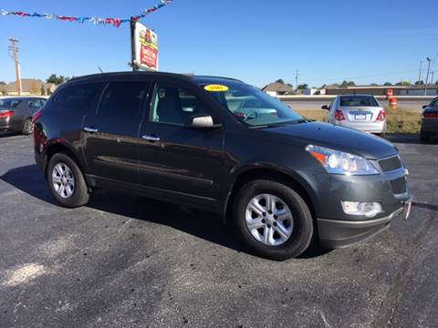 2011 Chevrolet Traverse for sale in Manila, AR