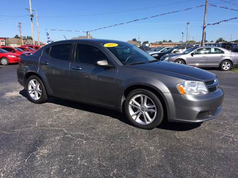 2013 Dodge Avenger for sale in Manila, AR