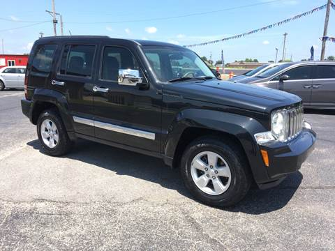 2010 Jeep Liberty for sale in Manila, AR