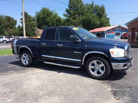 2008 Dodge Ram Pickup 1500 for sale in Manila, AR
