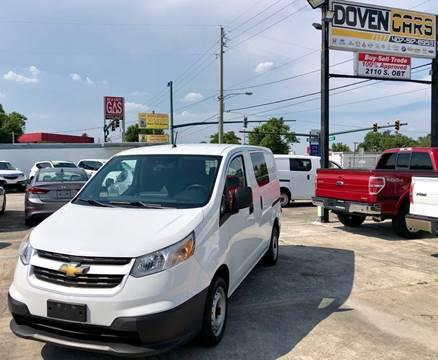 2016 Chevrolet City Express Cargo for sale in Orlando, FL