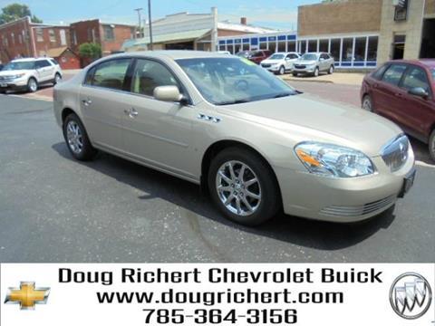 2008 Buick Lucerne for sale in Holton, KS