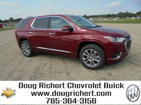 2018 Chevrolet Traverse for sale in Holton, KS
