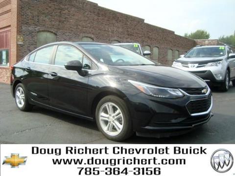 2017 Chevrolet Cruze for sale in Holton, KS