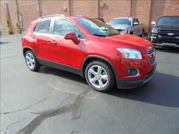 2015 Chevrolet Trax for sale in Holton, KS