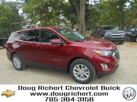 2018 Chevrolet Equinox for sale in Holton, KS