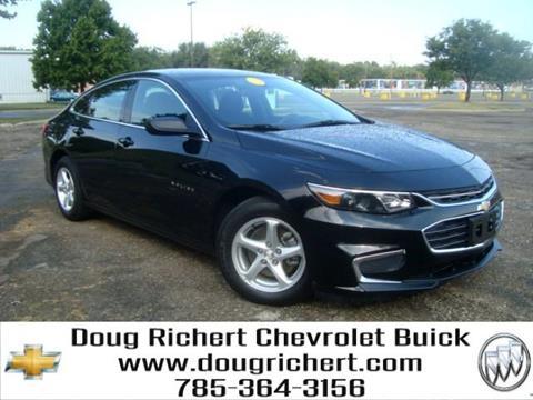 2017 Chevrolet Malibu for sale in Holton, KS