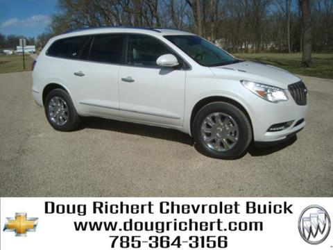 2017 Buick Enclave for sale in Holton, KS