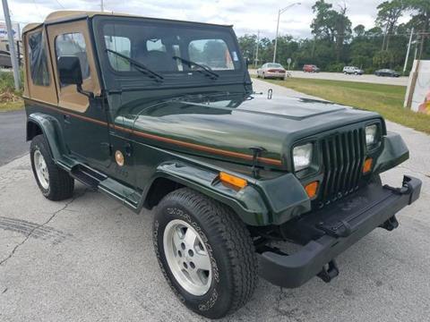 1995 Jeep Wrangler for sale in Sarasota, FL