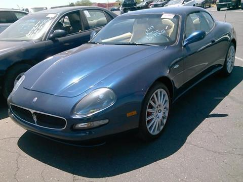 2002 Maserati Coupe For Sale In Sarasota FL