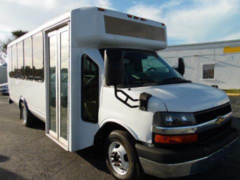 2012 Chevrolet Express Cutaway for sale in Sarasota, FL