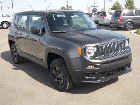 2017 Jeep Renegade for sale in Paso Robles, CA