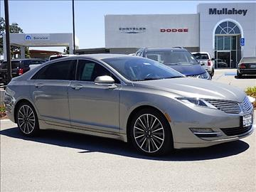 2016 Lincoln MKZ for sale in Paso Robles, CA